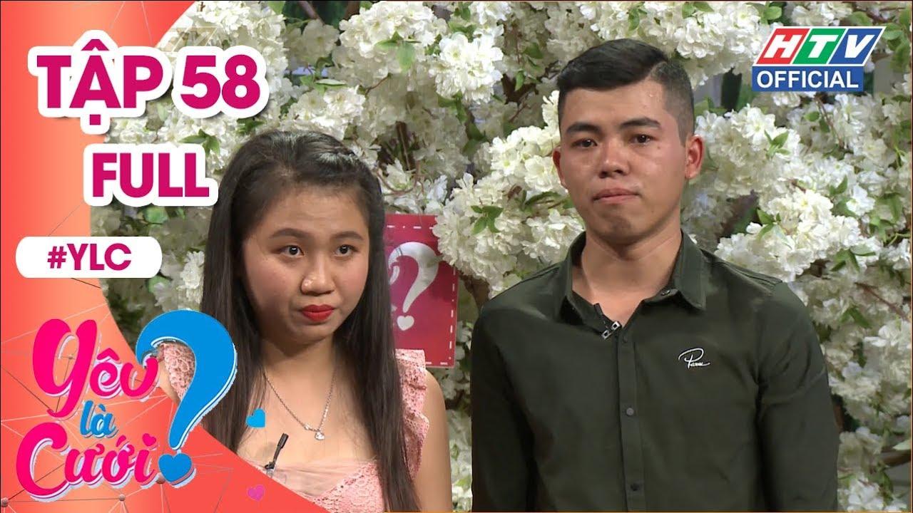 image YÊU LÀ CƯỚI | Gia đình hai bên từng buồn phiền nhau vì một câu nói... | YLC #58  FULL