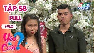 YÊU LÀ CƯỚI | Gia đình hai bên từng buồn phiền nhau vì một câu nói... | YLC #58  FULL