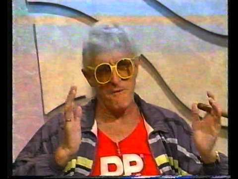 Jimmy Savile on BBC Open to Question 1988