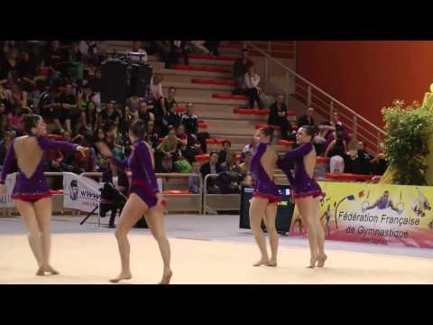 DFE Championnat France GR 2013 Arnas