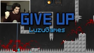 GIVE UP!!! - [LuzuGames]