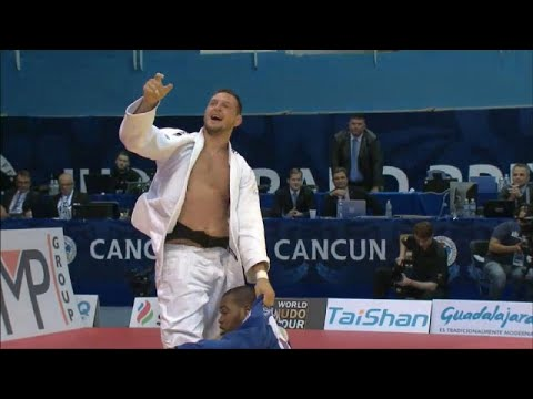 2018 Cancun Judo Grand Prix: Thrilling men's heavyweight final on last day of competition in M…