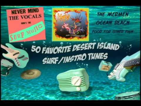 The Mermen -- Ocean Beach