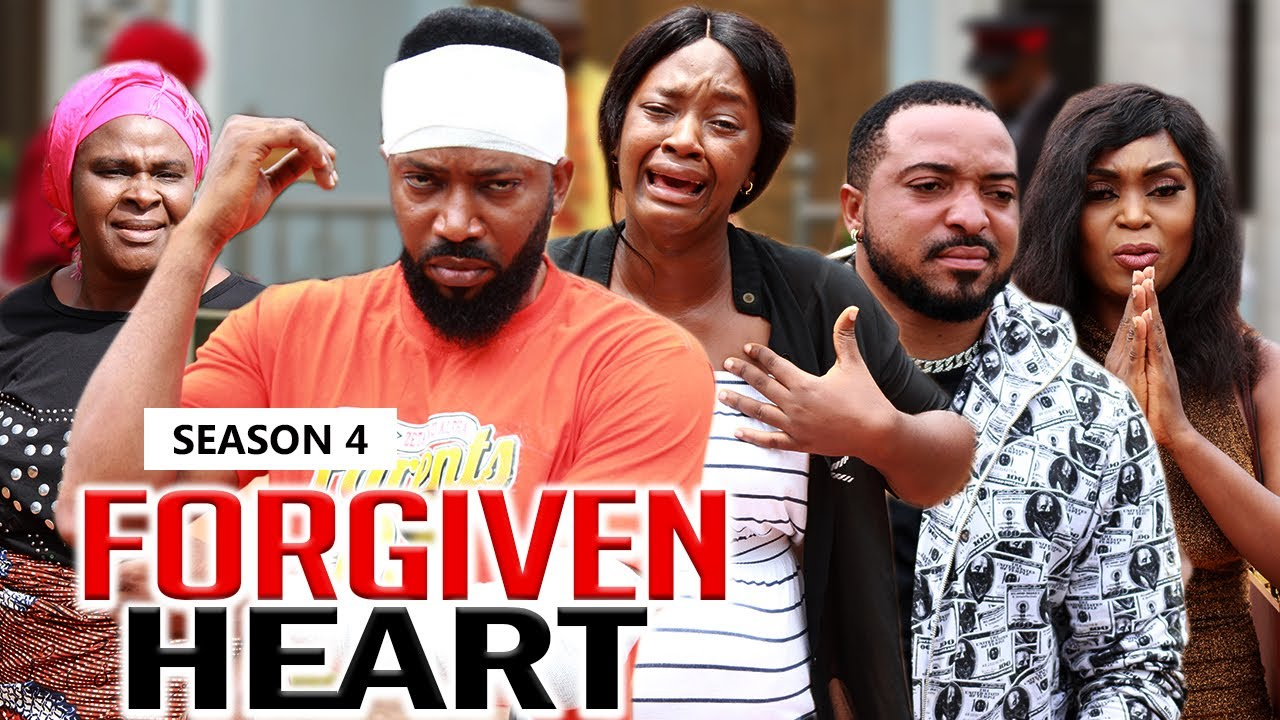 Download FORGIVEN HEART 4  - 2020 LATEST NIGERIAN NOLLYWOOD MOVIES