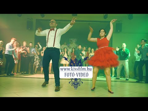 Ilyet még nem láttál! Erdőspuszta Club Hotel, Debrecen (Zsanett és Attila esküvője)/KISSFILM.HU