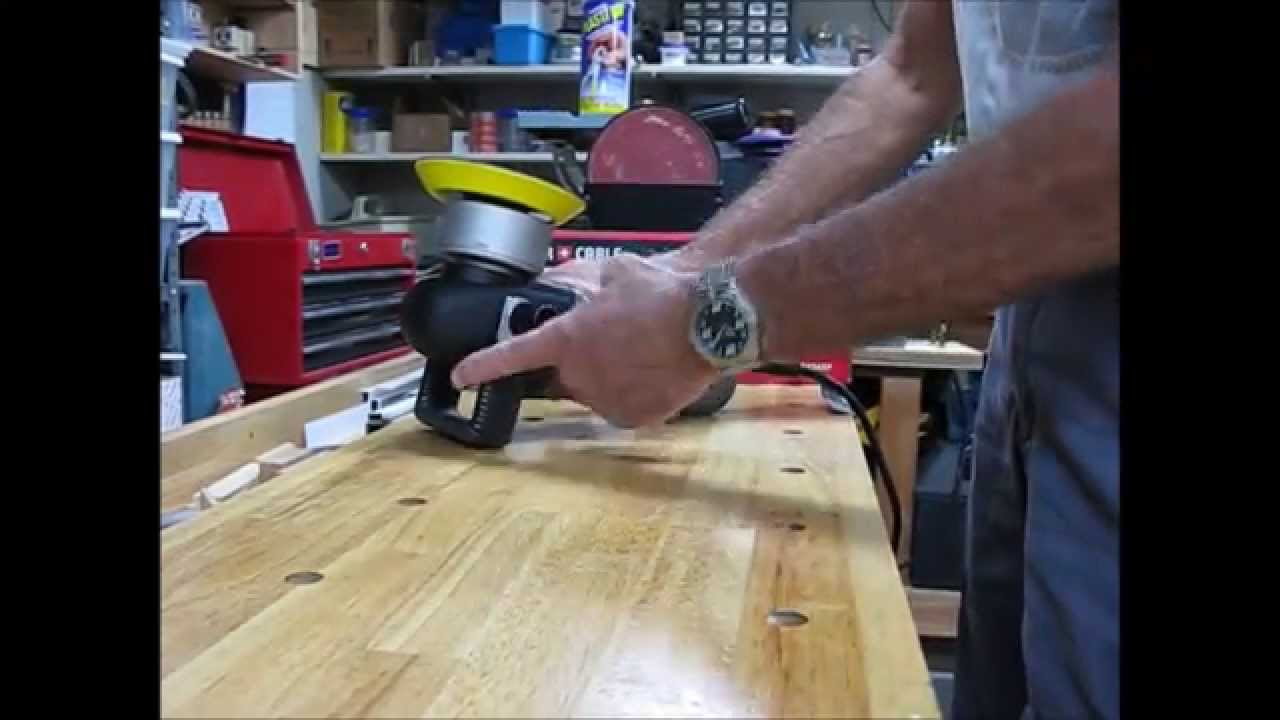Porter Cable 7424xp Polisher Modification Youtube Chicago 7 Wire Diagram