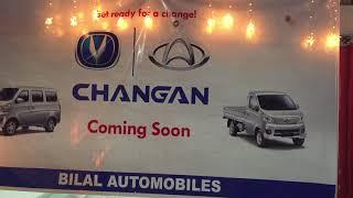 CHANGAN Pakistan Launching At Bilal Automobiles & Co . LAHORE