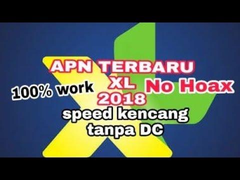 APN terbaru XL 2018 speed lanjay tanpa Dc