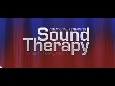 Vibrational Retraining Sound Therapy