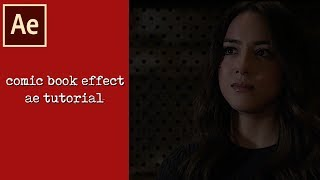comic-Effekt | ae-tutorial