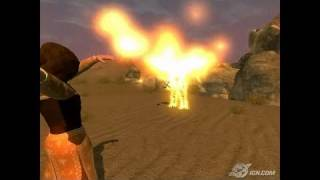 EverQuest II: Desert of Flames PC Games Gameplay - Barbecue