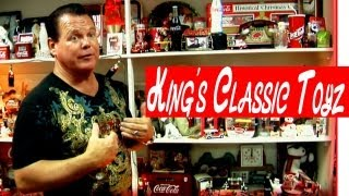 Superstar Toyz - Where did Jerry Lawler go after CM Punk kicked him in the head? - Ep. 15