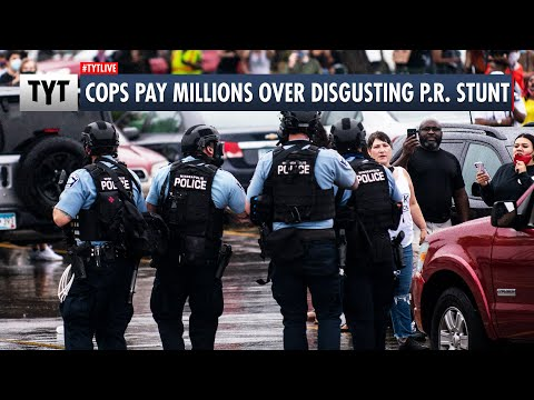 Cops Pay Out MILLIONS For Bungled P.R. Stunt