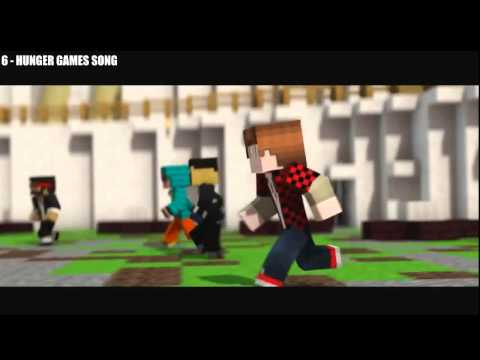 ♪ TOP 15 MINECRAFT SONGS (2014) 2018