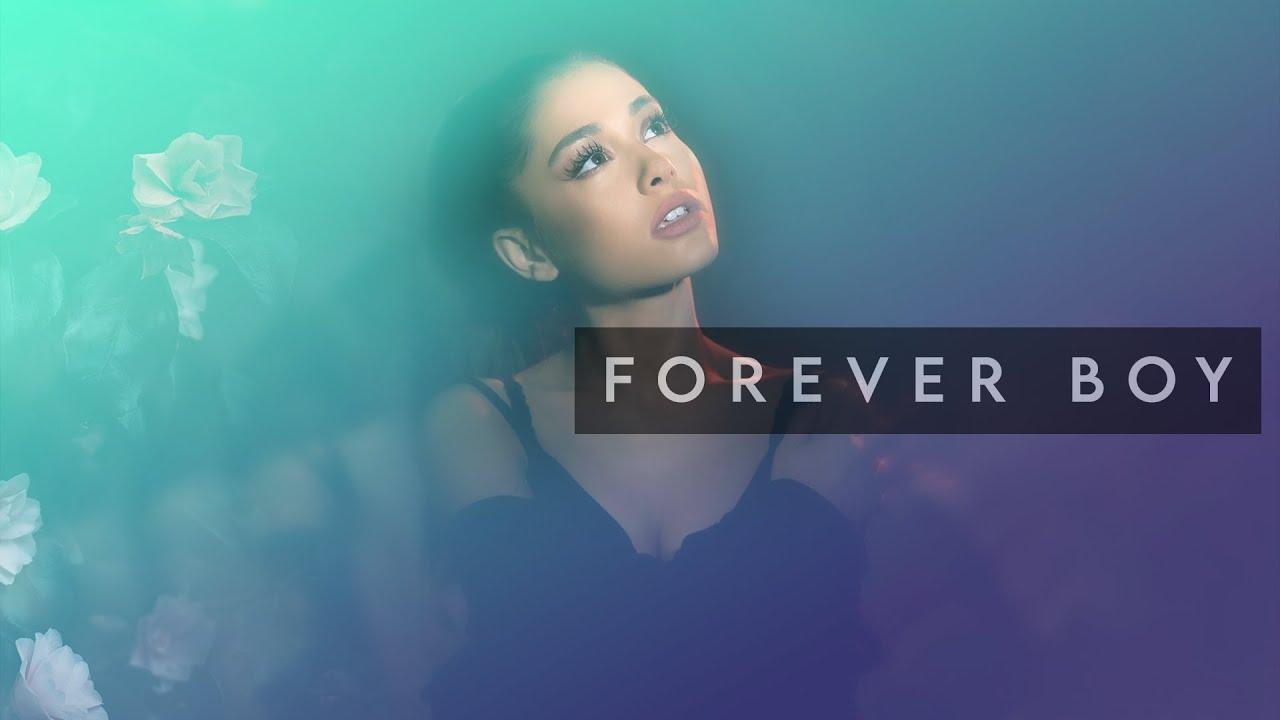 Download Ariana Grande - Forever Boy [HRIZN Remix]