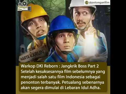 film indonesia terbaru Warkop Dki Reborn : Jangkrik boss part 2 download