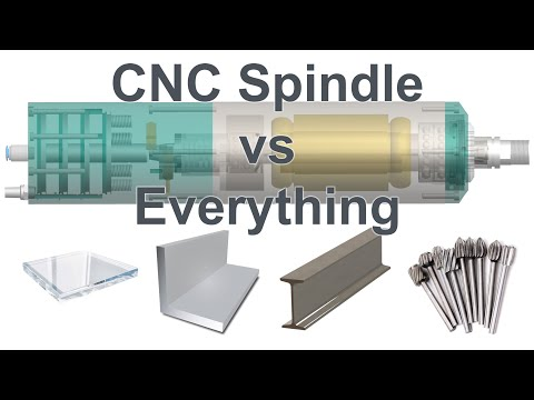 CNC Finale: Automatic Toolchanger Spindle Install & Testing