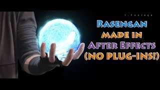 How to Create a Rasengan in After Effects (NO PLUG-INS)