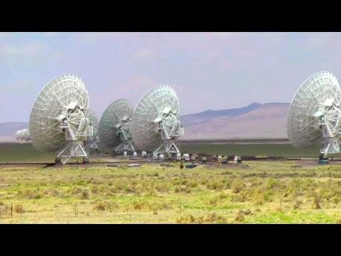 Very Large Array - A Visit to the VLA Radio Astronomy Observatory in New Mexico