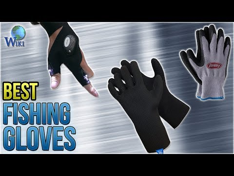 10 Best Fishing Gloves 2018