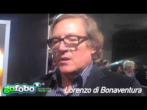 Jack Ryan: Shadow Recruit Premiere  Lorenzo di Bonaventura Producer