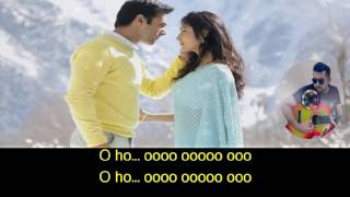 Sanam Re karaoke with Lyrics