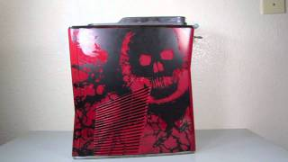 Gears of War 3 Xbox 360 Limited Edition 320GB Video Game Console Unboxing & Review