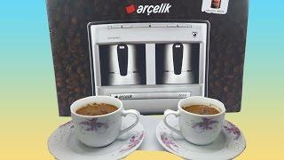 Arçelik 3190 Telve Türk Kahve Makinesi Tanıtımı Videosu