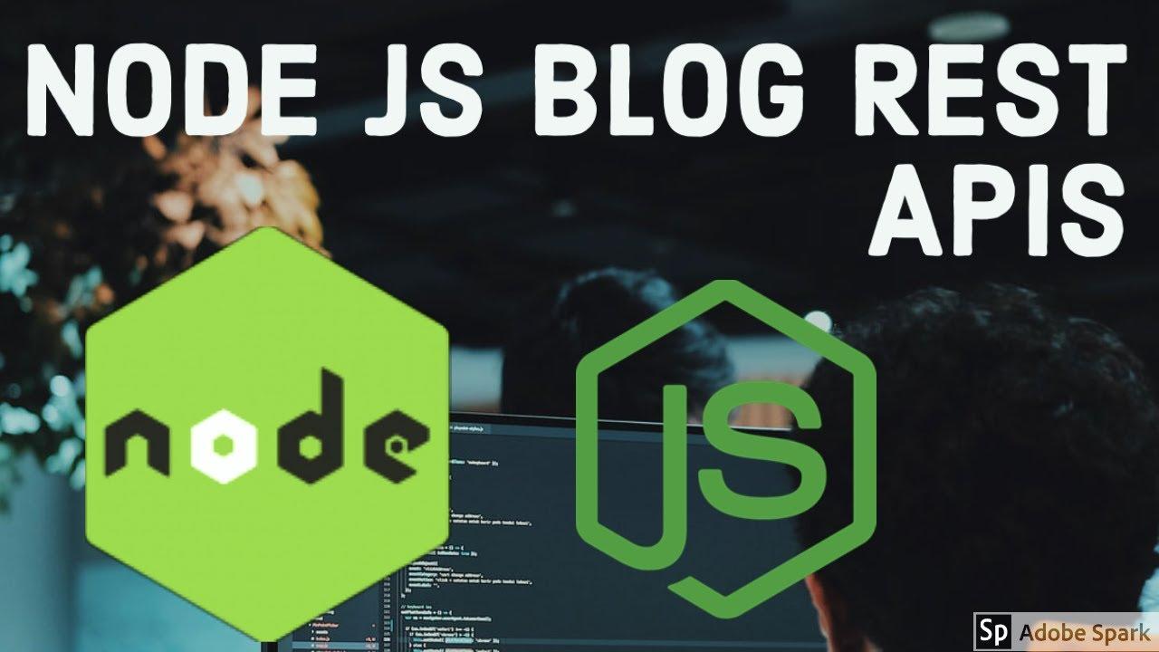 Node JS Blog APIs #28