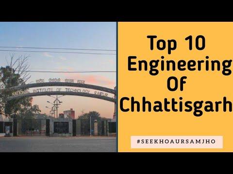 Top 10 Engineering College Of Chhattisgarh | NIT vs GEC vs PRIVATE