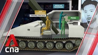 Aloysius Pang death: How did the accident happen? | AR reconstruction