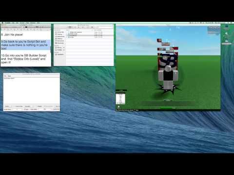 Script builder roblox download