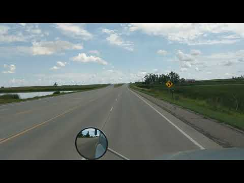 Aberdeen, South Dakota to Atlantic, Iowa.(5)