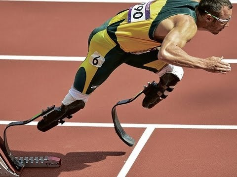 Oscar Pistorius Runs 400M London Summer Olympics 2012