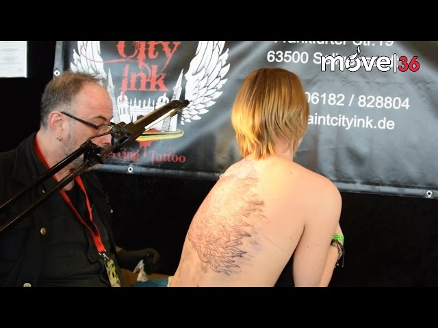 Tattoo Convention Fulda 2015 // move36 report