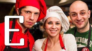 Кесадилья с курицей — рецепт Едим ТВ