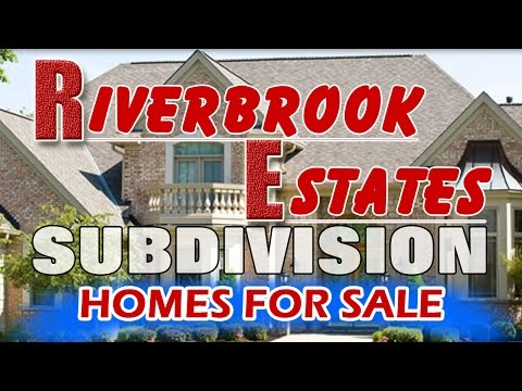 Riverbrook Estates Home For Sale Near Wesmere Elementary School