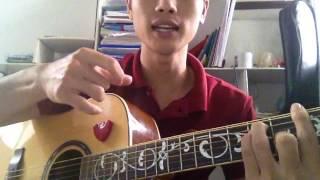[Duca BMT] Hướng dẫn kỹ thuật đảo phách liên 3 trong guitar đệm hát