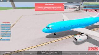 roblox mini movie airplane crash