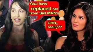 Nora Fatehi is replacing katrina kaif in bollywood???