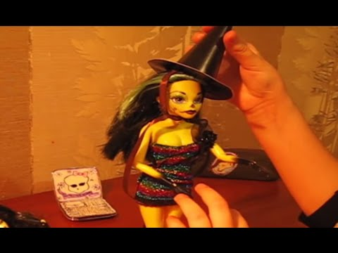 Поделка из бумаги куклу