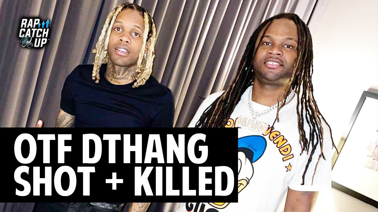 Lil Durk's Older Brother, DThang, Reportedly Shot and Killed in ...