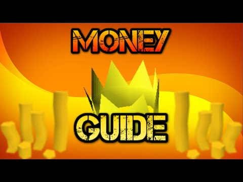 Guide: Money making 300-400k an hour  [2007] (Old School+ Bonus methods!!) 2015