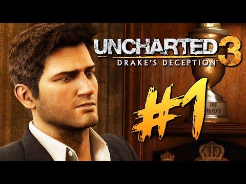 Uncharted 3: Drakes Deception ► ДРЭЙТАН ► #1