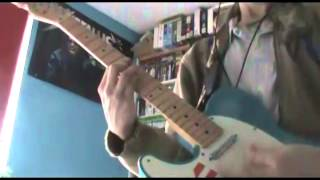 Zebrahead - Broadcast To The World (guitar cover)