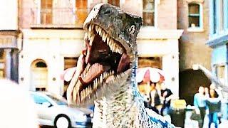 Jurassic World: Alive | official trailer & IMAX spot (2018)