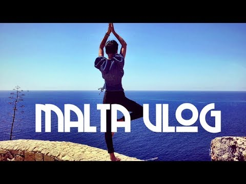 Aventuri in Malta   Malta   EDA Video Blog  