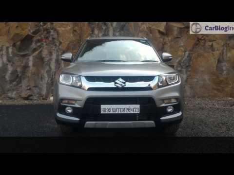 Maruti Suzuki Vitara Brezza Petrol All details | #news