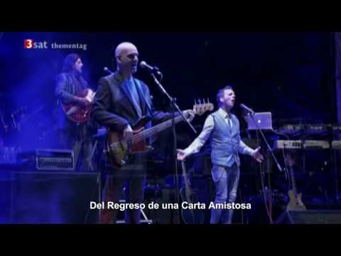 The Alan Parsons Project - The Turn Of A Friendly Card (Live) (Subtitulado)