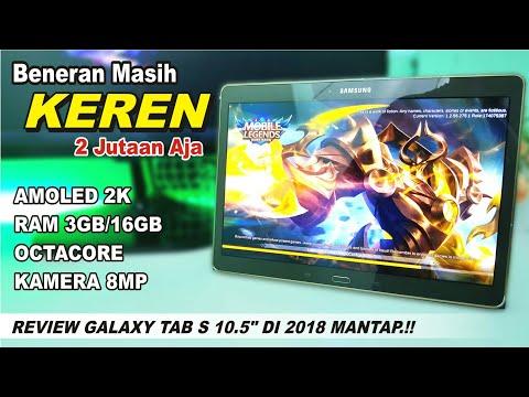 MASIH KEREN..!!! Review TAB S 10.5 - Rp.2.5Juta Aja